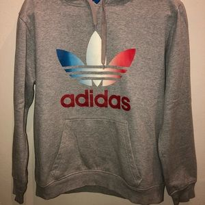 Adidas Hoodies (selling 3 of them together)